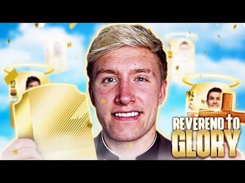 We GOT RONALDO... | Reverend To Glory #1 | FIFA 18 Road To Glory