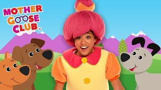 Ten Little Puppy Dogs + More | Mother Goose Club Nursery Rhymes
