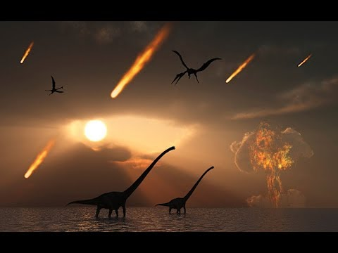 La  Verdadera Historia Sobre La Extinción De Los Dinosaurios | (Provocado Por Asteroides y Volcanes)