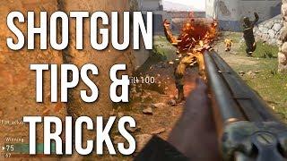 Shotgun Tips & Tricks (Call of Duty: WW2 Multiplayer Gameplay - Private Beta)