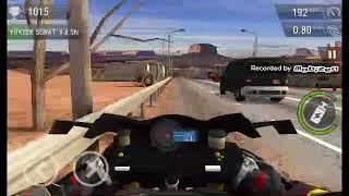 Moto racing 3 D