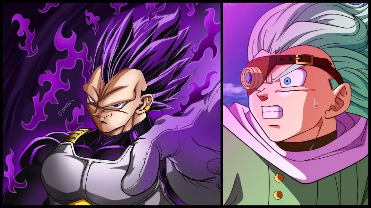 Dragon Ball Super Capitolo 74 Spiegato - il Super Saiyan Hakaishin - La Nuova Forma Divina di Vegeta