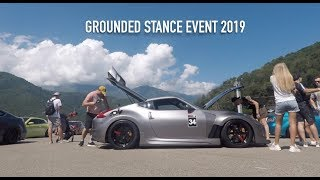 GROUNDED STANCE EVENT 2019