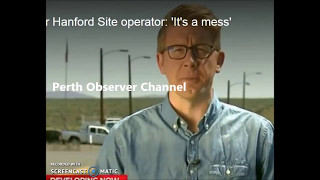 HANFORD...Solution...Government should move it to their Underground Bases.