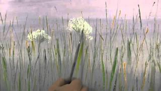 Научиться рисовать полевые цветы, масляная живопись, уроки рисования в Москве(Записаться на мастер-класс Игоря Сахарова в Москве и Питере + 7 915 331 60 53 Приобрести, рекомендованные худ...., 2016-02-14T16:16:42.000Z)