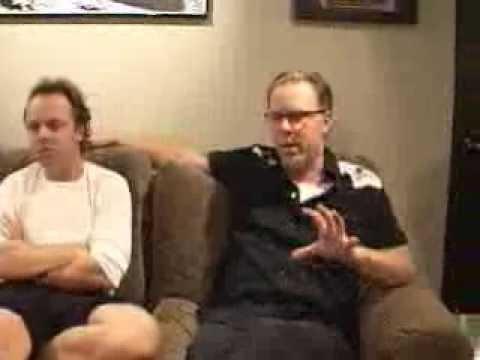 Metallica - Jump in the Studio: Q&A Part 2 (September 23, 2002)