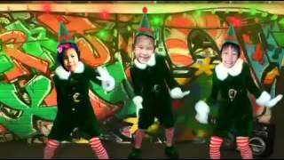 Kids in elf yourself video Thumbnail