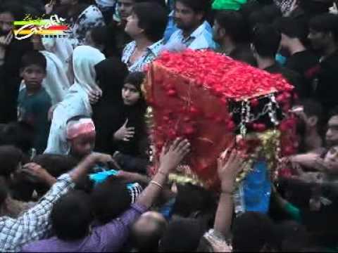 Ajeeb Dard Ki Duniya Basa Rahi Hai Rabab | Arif Sultanpuri | Dastan-e-Gham 1437 | Nohay 2015 2016