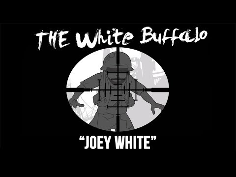 "THE WHITE BUFFALO - ""Joey White"" (Official Music Video)"