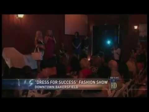 NAPW of Bakersfield Fashion 4 Charity News Segment
