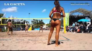 Video Top 10 Revealing Moments in Women's Beach Volleyball download MP3, 3GP, MP4, WEBM, AVI, FLV Desember 2017