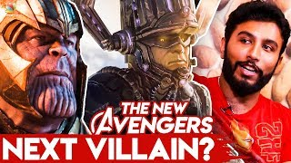 Avengers Next BIG VILLIAN After Thanos : Shivakumar Reveals about Marvel's Phase 4 | Interview