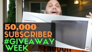 giveawayweek monster soundstage s1 s2 and s3 wi fi bluetooth speakers