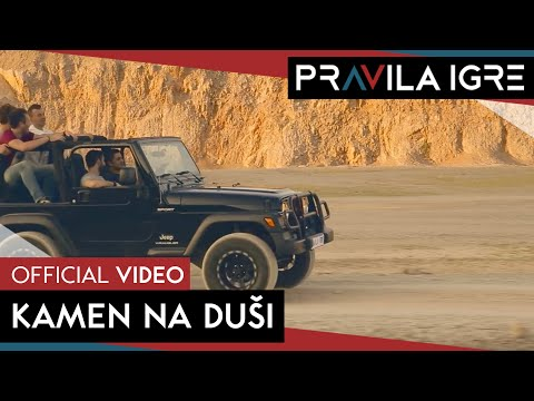 Pravila Igre - Kamen na duši (OFFICIAL VIDEO)