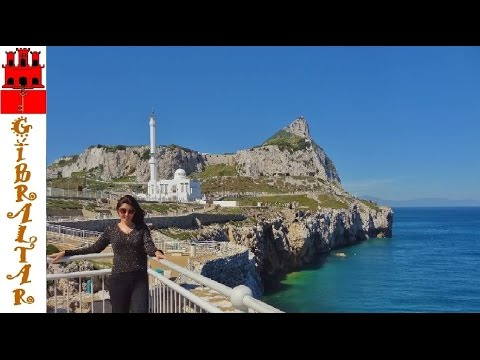 My Life in Gibraltar, Gibraltar Europa Point