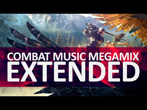Combat Music Extended Megamix - The Witcher 3: Wild Hunt