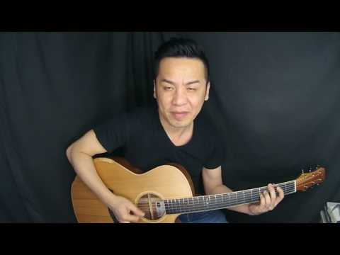 2017- Maestro Raffles M - Cedar/Mahagony Guitar Review in Singapore