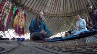 Олард Диксон. Тибетская йога сновидений 2. Тува 2014(Фрагмент семинара (2) Оларда Диксона