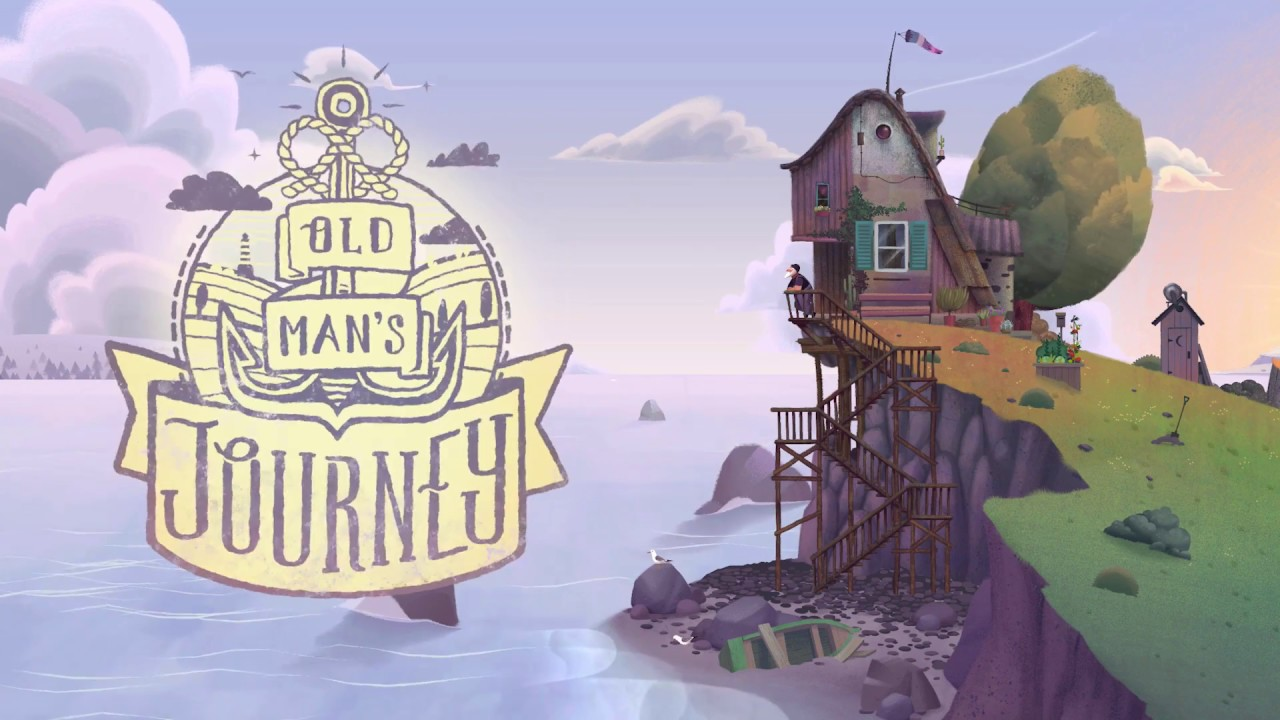 Old Man's Journey App Preview Deluxe