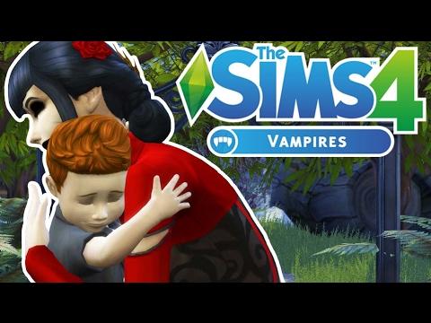 Download VAMPIRE TODDLER | The Sims 4 Vampires | Episode 9
