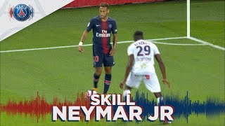 SKILL / GESTE TECHNIQUE : NEYMAR JR - PARIS SAINT-GERMAIN vs CAEN