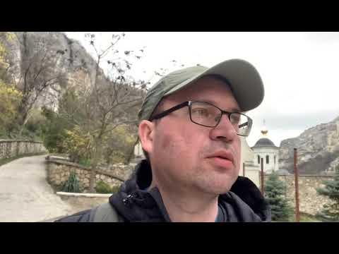 Крым 2020 / Выезжаем из Ялты в Бахчисарай / Чуфут-Кале / Свято-Успенский мужской монастырь
