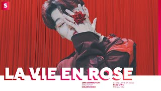 "Baixar [Collab & Fan Req#1] How Would ATEEZ Sing ""La Vie En Rose""(IZ*ONE) | Line Distribution (Color Coded)"