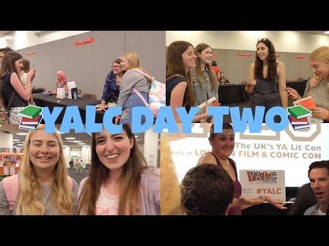 YALC Day Two VLOG | Benedict @ YALC