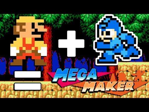 Mega Maker Intro & Tutorial - Make Your Own Mega Man Levels!