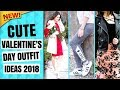 LAST MINUTE VALENTINE'S DAY OUTFIT IDEAS | LOOKBOOK 2018
