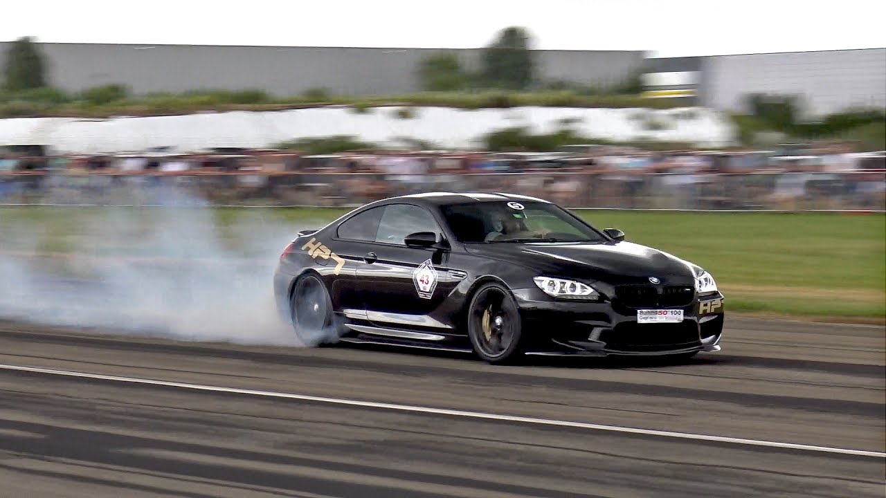 812hp Bmw M6 F13 Horse Power Technics Stage 2 Youtube