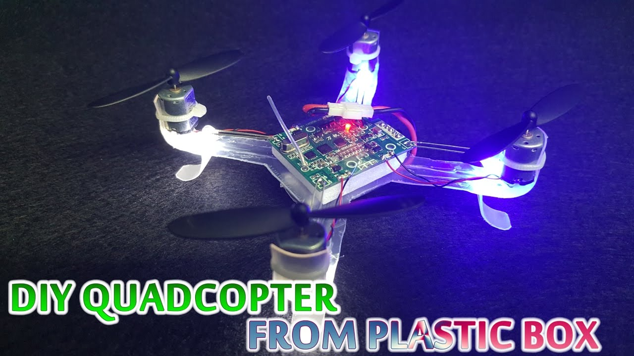 Arduino Quadcopter : The ULTIMATE guide to building your own