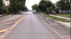 Drive Through Miles City, Montana in 90 Seconds!