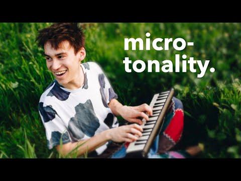 Jacob Collier - Microtonalidad, afinación y temperamento