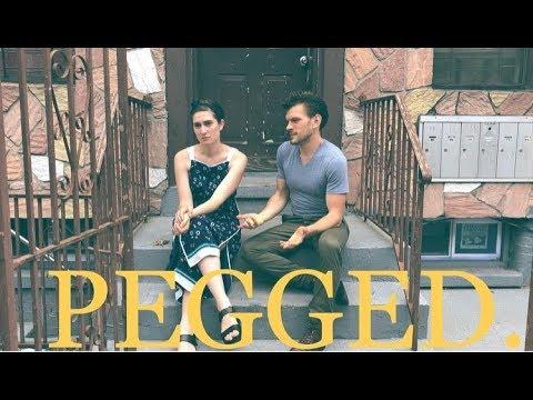 Pegged