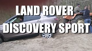 (ENG) Land Rover Discovery Sport - Test Drive and Review