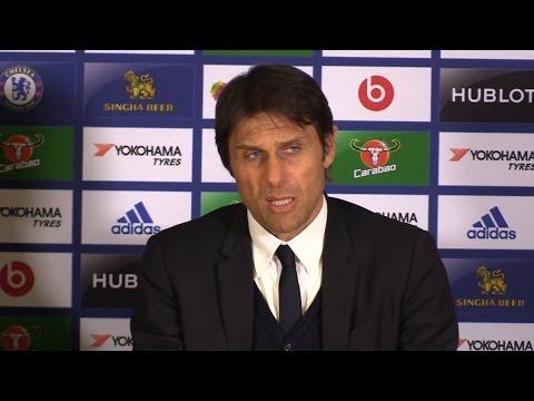 Chelsea 4-2 Southampton - Antonio Conte Full Post Match Press Conference