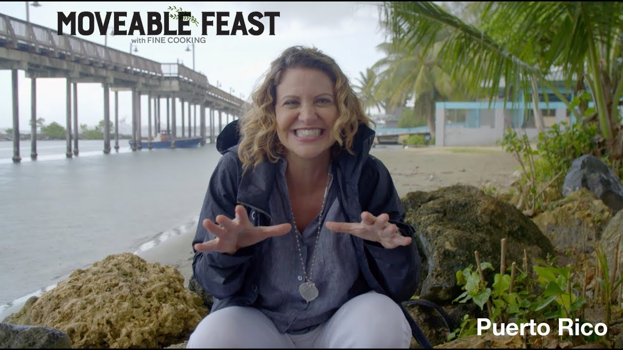Chefs Travel to Puerto Rico to Source Local Ingredients for Feast