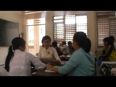 Hôn nhau trong giờ học (Ver 2)