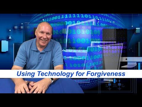 Using Technology for Forgiveness—David Hoffmeister A Course in Miracles ACIM