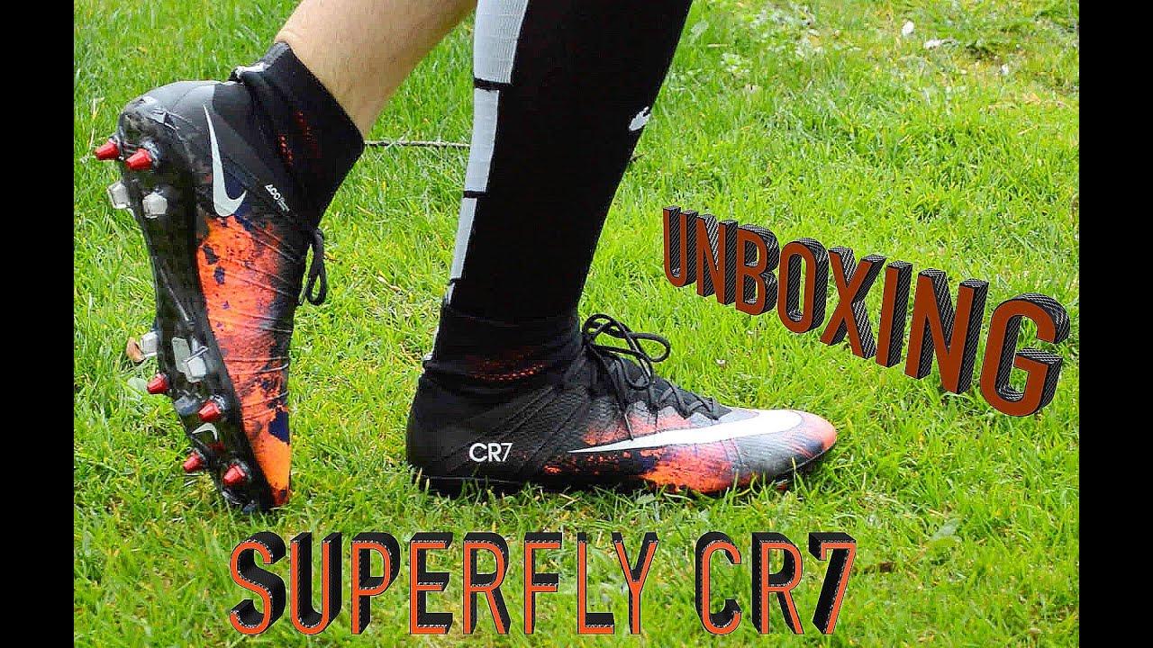 Nike Mercurial Superfly On Feet