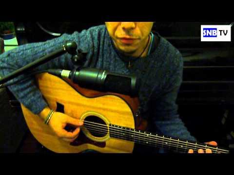 Daniel Mutch - Borders and Seas (Shoes 'n  Blues TV Sessions)