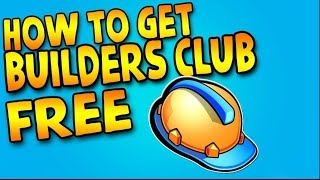 ROBLOX How to get ! FREE! Robux and Builders club FAST AND EASY 2017 may