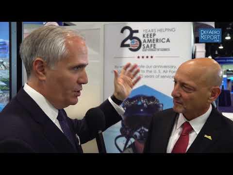 Elbit's Horowitz on Helmet-Mounted Sights, 25 Years in US Market