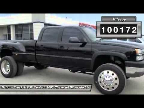 2005 chevrolet silverado 3500 lt crew cab duramax diesel. Black Bedroom Furniture Sets. Home Design Ideas