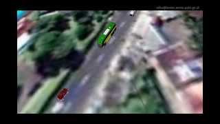 Kecelakaan Bus Karunia Bakti di Cisarua Puncak Bogor