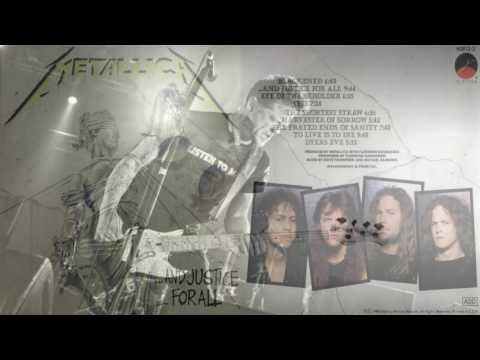 Metallica - Blackened with original bass of Jason Newsted enhanced