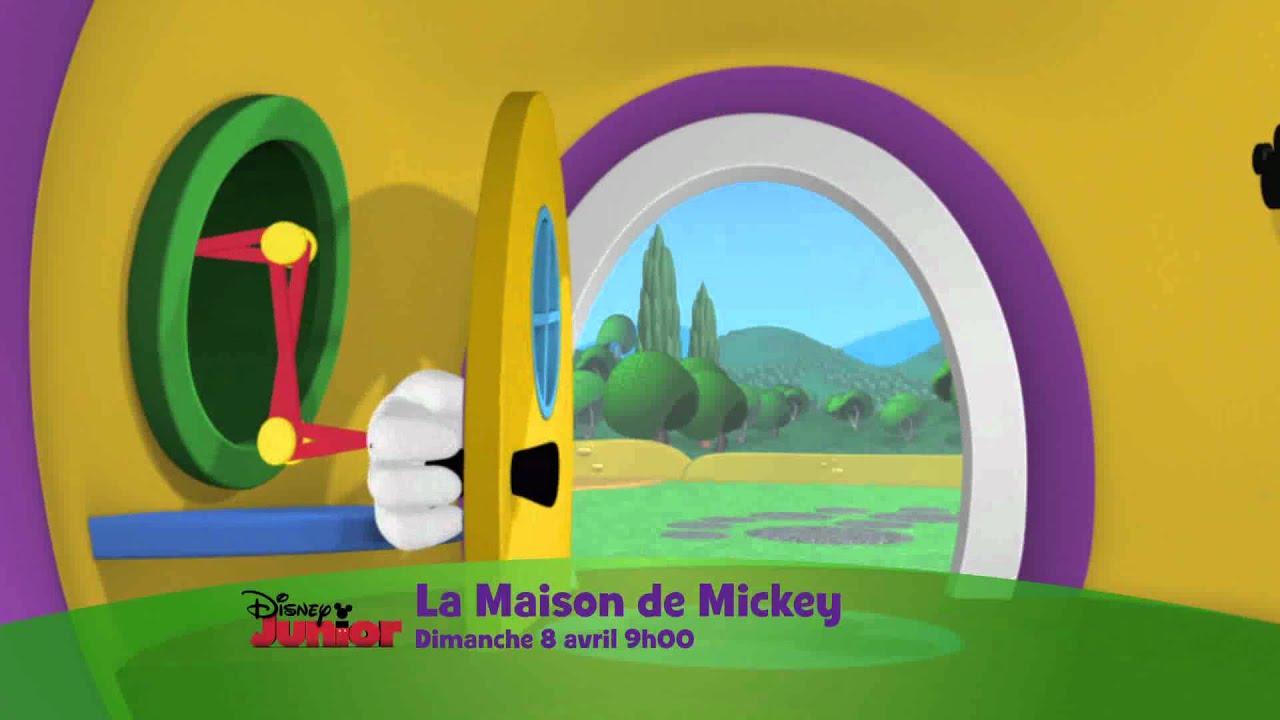 Disney junior la maison de mickey la chasse aux oeufs for 7 a la maison torrent