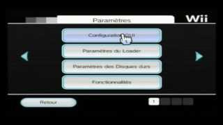[Tuto Wii] Comment bien paramétrer ses loader [Part. 1/2]
