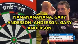 Darts Player Chants | MVH